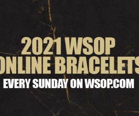 WSOP 2021 Online Bracelets